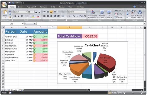 Excel Spreadsheets by 7 Ways To Use Computer