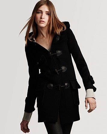 Toggle Coats For Fall by Burberry Brit Minstead Wool Toggle Coat Bloomingdale S