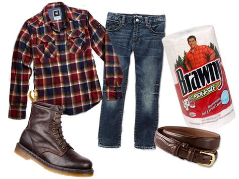 Costumes With Clothes From Your Closet by 7 Last Minute Costumes Hiding In Your Closet