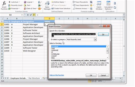 vlookup tutorial openoffice excel vlookup between two sheets use excel indirect to