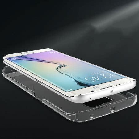 Obliq Shield Samsung Galaxy S8 Plus Clear obliq shield samsung galaxy s6 edge clear gold