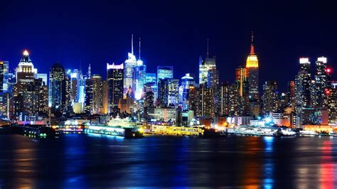 new york city lights hd wallpapers wallpaper