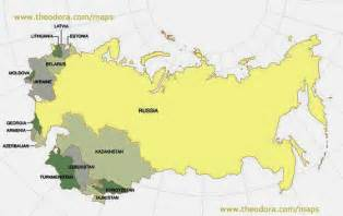 maps of ussr vs map of russia maps of ussr soviet union maps economy geography climate resources current issues