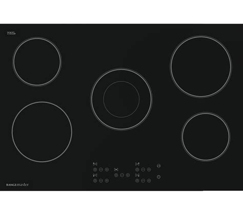electric induction or ceramic hob rangemaster rm60hpeigl electric induction hob black black
