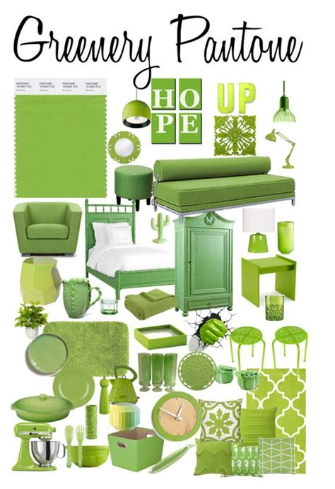 greenery code the colour of the year quot greenery quot trends for 2017