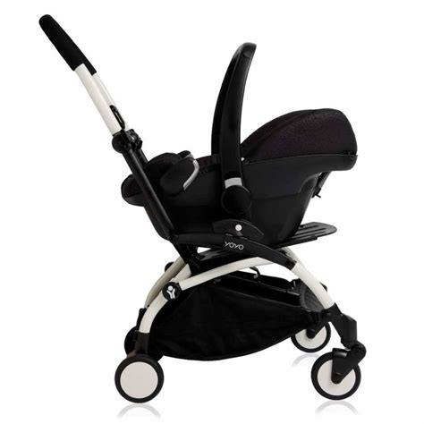 Babyzen Yoyo 6 Taupe Color babyzen yoyo plus 6 stroller in white with taupe baby shower