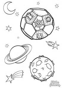 space colouring pages galaxy playroom