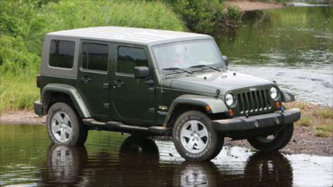 2007 jeep wrangler unlimited road test winnipeg