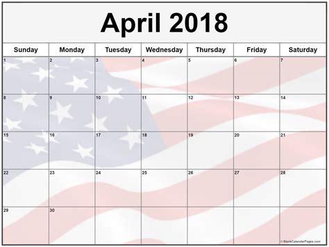 calendar april 2018 printable military bralicious co