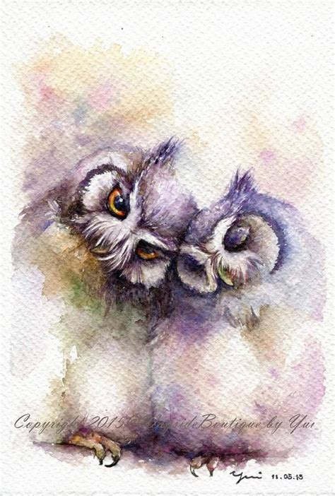 water color owl best 25 owl watercolor ideas on owl paintings