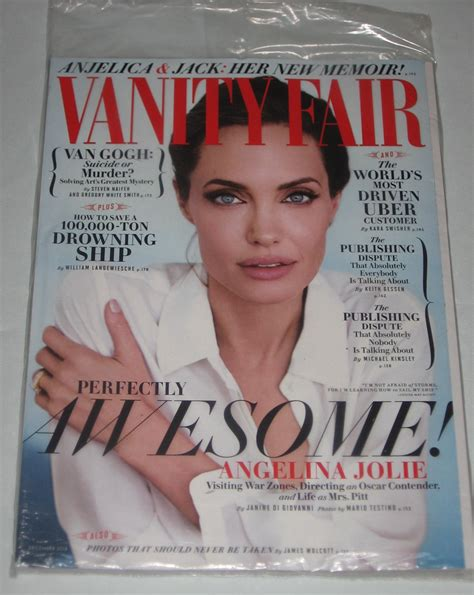 Vanity Fair Magazine 2014 by Vanity Fair Magazine December 2014 Gogh