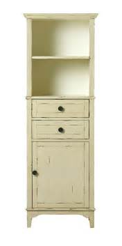 calabria antique white linen cabinet linen cabinets at