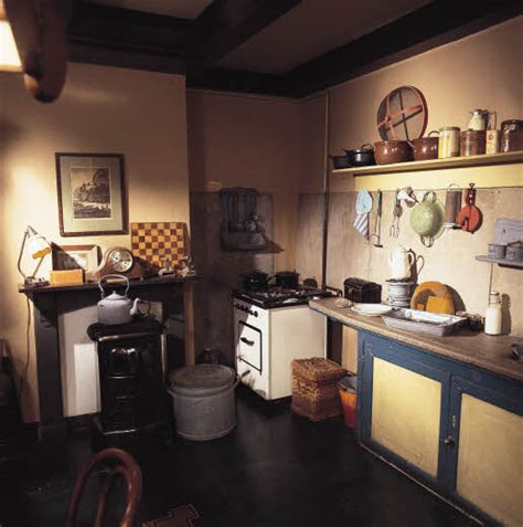The Annex Kitchen by The Story Of Frank Daily Occupations In The Secret Annex