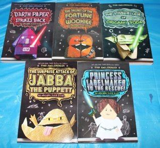 Origami Yoda Book 5 - origami yoda series 5 book set by tom angleberger