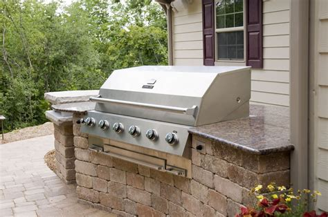 Outdoor Kitchens   Built in GrillsMuskego, WI