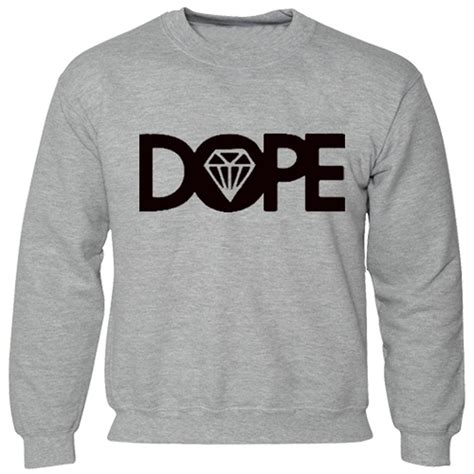 Hoodie Sweater Dope boy unisex dope sweater hoodie new jumper sweat shirt all sizes l s