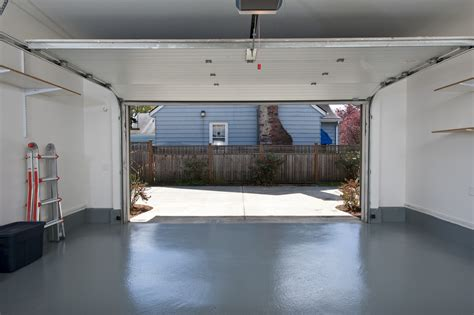 fixing up a house fix up your garage floor with an epoxy coating epoxy