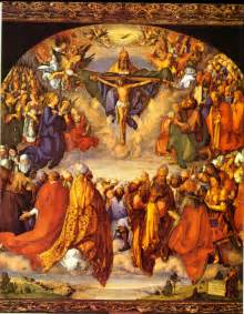 1 november all saints day or all hallowmas vultus christi