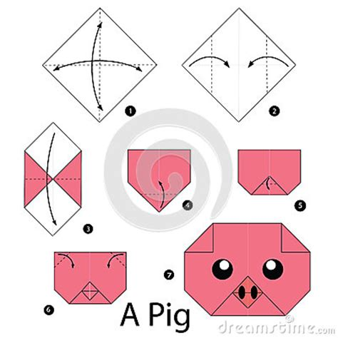 How To Make A Paper Pig - origami hat step by step motorcycle review and galleries