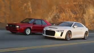 What Is Audi Quattro Audi Quattro Information And Photos Momentcar