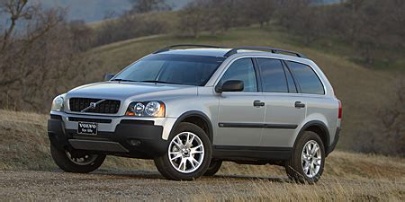 xc90 msrp volvo buyers guide 2004 volvo xc90 t6 awd reviews