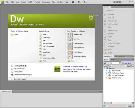 dreamweaver tutorial free download pdf tutorial de dreamweaver 8 pdf nhloading