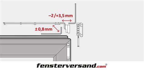 Maco Fenster Einstellen by Terrassent 252 R Einstellen 187 Perfekt Justieren Nach Anleitung