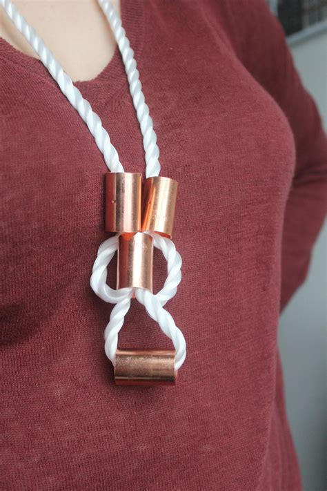 make your own photo jewelry diy rope jewelry hgtv
