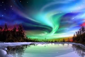 something special northern lights from finlands glass igloos