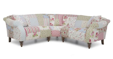 Dfs Patchwork Sofa - dfs doll patchwork fabric 3 corner sofa 111779