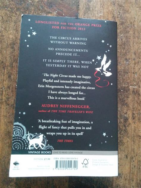 Book Review My So Called Normal By Erin Zammett by Book Review The Circus By Erin Morgenstern