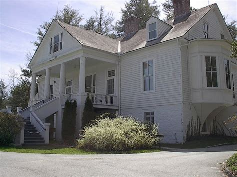 panoramio photo of carl sandburg home