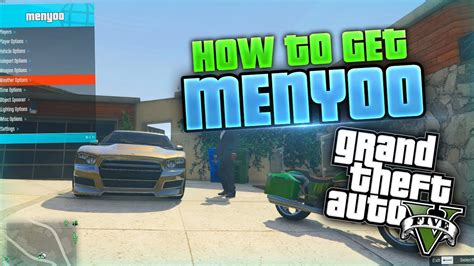 mod gta 5 tutorial how to get the menyoo mod menu in gta 5 pc sp gta 5 mod