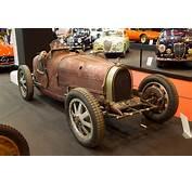 Bugatti Type 35C  Chassis 4871 2014 Retromobile