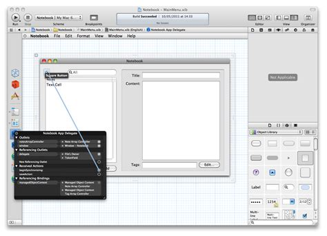 tutorial github for mac adding ticoredatasync to an exle mac non document based
