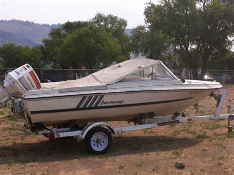 used boat motors edmonton peterborough alcan motor boat for sale canada
