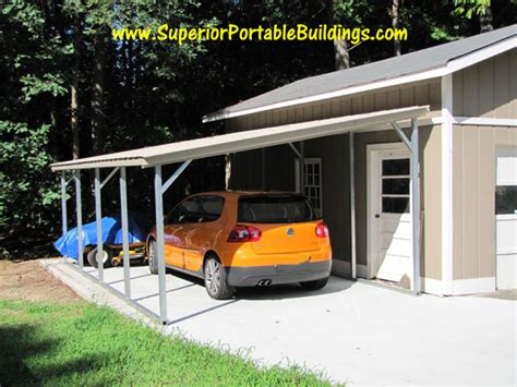 lean to awning s b carports inc lean tos 1 866 943 2264