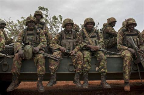 Celebrating Home Interior kdf will not leave somalia mwathethe