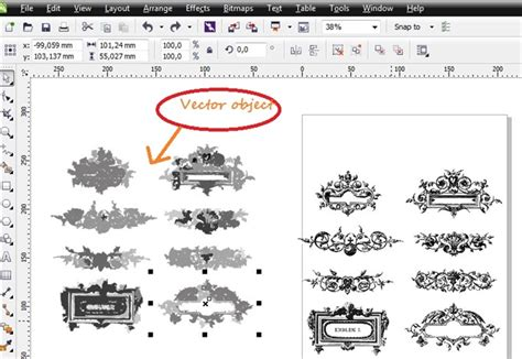 corel draw x6 hosts file error when converting an image to vector coreldraw