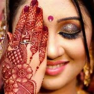 beautiful bridal hands facebook profile pictures dps