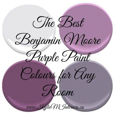 best purple paint colors 25 best ideas about benjamin moore purple on pinterest