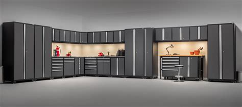 New Age Garage by Update Pro Series Garage Cabinets From New Age Products