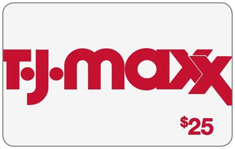 Tj Maxx Check Gift Card Balance - buy a tj maxx gift card online available at giant eagle