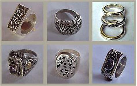 Cincin Ruby Afrika Ring Perak Bali www sekaiholiday 187 cincin perak