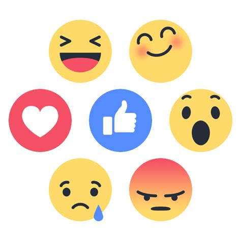 fb reacts facebook replaces like button with reactions