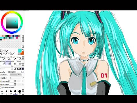 imagenes kawaii anime vocaloid como dibujar f 193 cilmente a hatsune miku principiantes