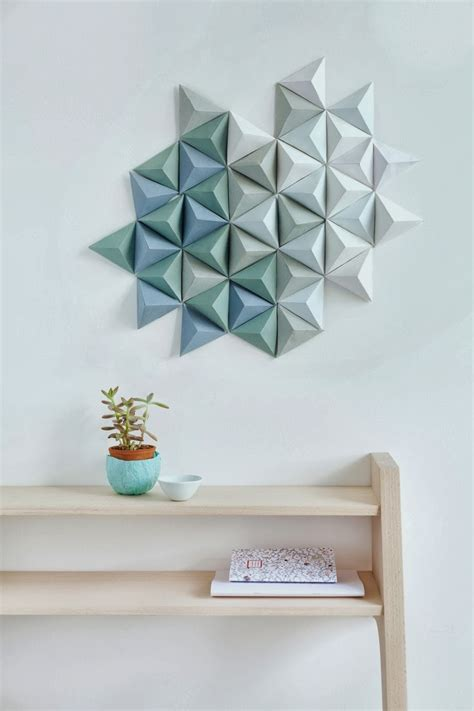 Origami Wall - so in with wall