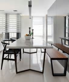 Dining Table Malaysia Modern 5 Modern Marble Dining Tables You Will Covet