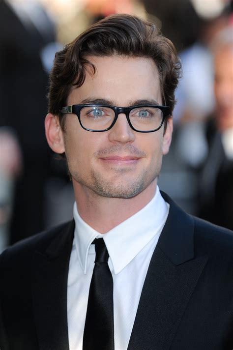 matt bomer four eyed and guys in glasses