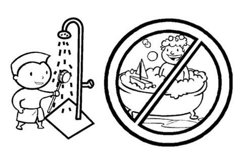 imagenes para pintar sobre el cuidado del agua dibujos del cuidado del agua para colorear el 22 de marzo